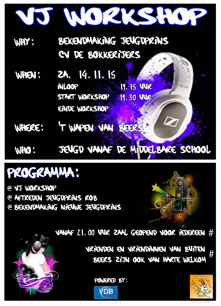 VJ workshop 14-11-15